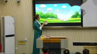 人教版一年級《保護小羊》歌表演課堂實錄-音樂教學骨干優質課