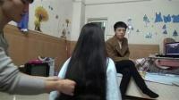 美女剪长发88_标清