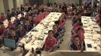 人教版六年级美术《山山水水》优秀教学视频