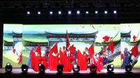黄梅戏: 看长江. 演出单位: 常青花园老年大学.