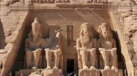 埃及阿布辛贝拉美西斯二世神庙