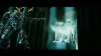 威震天爆頭林肯塑像《變形金剛3》火爆宣傳片