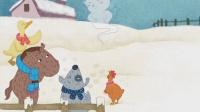 视频《The Snow Fairy》:米卡成长天地5-6岁宝宝版英语世界(1)