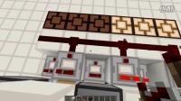 我的世界Minecraft《明月庄主二进制计数器》