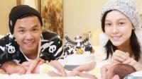 范范儿子变谐星表情超丰富!父母抱娃出镜