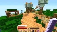 【小枫的Minecraft】我的世界RPG-冒险者传说EP12-云端跑酷的开始