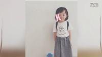 日本小萝莉走红网络 穿衣清新有气质