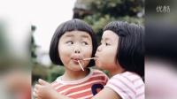 刷爆国外朋友圈的超萌双胞胎姐妹