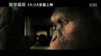 《猩球崛起》觉醒片段