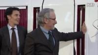 """《丁丁历险记》欧洲首映系列之""""丁丁""""专列抵达巴黎"""
