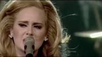 【猴姆独家】超清来了!Adele苦情新单Set Fire To The Rain现场版超清mv大首播
