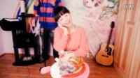 [拍客]抱猫妹妹为爱猫丁丁周岁生日献歌