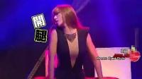 韩女团演唱会 女女热吻