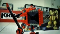 樂高變型金鋼-Kreo Transformers