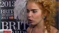 英国:2013全英音乐奖提名揭晓