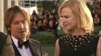 视频:第70届金球妮可-基德曼和老公走红毯