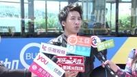 """大张伟否认《天天向上》抢汪涵话 自曝录制节目与鹿晗""""混不吝"""" 160514"""