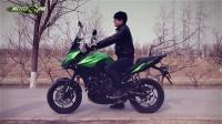【MOTO小峰】Kawasaki Versys650 全地形拉力车强势出击