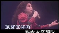 真爱又如何 香港演唱会现场版