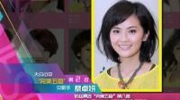 """本栏目独家策划:2012华语女歌手""""完美五官""""大调查(三)[音乐风云榜]"""