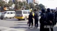 [拍客]南京和燕路农业银行发生抢劫杀人案 案发后现场实拍