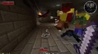 【魔哒小泡】我的世界双人联机异界之塔EP3 勇闯蜘蛛洞 MineCraft