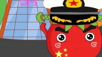 萌菜知识儿歌 第2集 南海主权在中国