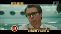 """《钢铁侠2》ET花絮之""""鞭索""""与贾斯汀·汉默"""
