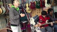 【优酷牛人】刘鹏远 乐乐老师 吉他小号排练 幼儿园巡演