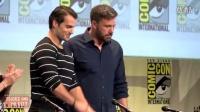 《蝙蝠俠大戰超人:正義黎明》COMIC-CON發布會直擊