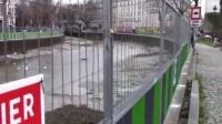 巴黎时隔年清理圣马丁运河大量垃圾浮现