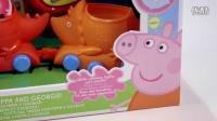 小猪佩奇的遥控小火车玩具 粉红猪小妹 peppa pig 乔治