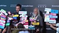 现场:王阳明再度挑战古装剧  29岁跨界影视圈获王德顺赞赏