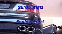 奔驰SL 55 AMG   vs SL65 AMG引擎声