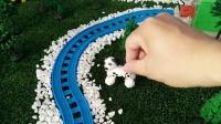 托马斯和他的朋友们:恶作剧斑点狗 乐高积木玩具 托马斯小火车 LEGO 玩偶