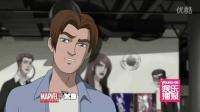 蜘蛛侠越活越年轻 士尼动画片《终极蜘蛛侠》上映 120408