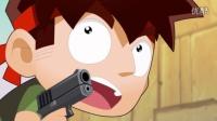 《暴基枪手》第一集 没想到你竟然是这样的僵尸!