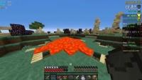 MCPVP|我的世界|Minecraft|鬼鬼蝈蝈|Hypixel|空岛战争之见人就打!