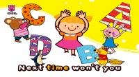 The Alphabet song | 英语儿歌舞蹈 | 碰碰狐!儿童儿歌