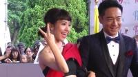 港台:快讯!第52届金钟奖的Selina与黄子佼华服走红毯