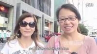 【拍客】上海最萌交警被女粉丝当街求合影