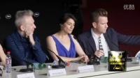 第65届戛纳电影节开幕 评委会成员出席新闻发布会