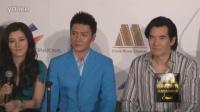 戛纳独家专访冯绍峰 带伤宣传《画皮2》
