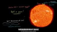地球和太阳的规模_宇宙的规模_宇宙学&天文学_可汗学院