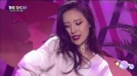 宣美回归舞台《Gashina》韩秀榜The Show现场版