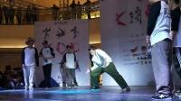 武汉队 VS 北京队 Popping决赛 - KOD中国街舞职业联赛济南站