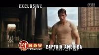 《美國隊長》Captain America (2011) ET預告片前瞻 布魯克林小個子變身超級英雄