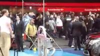 漫画大片《美国队长》现场拍摄花絮之Times Square FIlming