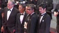 《一命》首映红毯 导演三池崇史携主创亮相