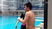 跳水日记--超有耐心的教练